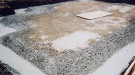 川越市 注文住宅|04転圧・捨てコンクリート