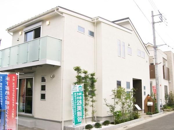 川越市 注文住宅|三鷹モデルハウス
